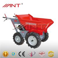 BY300 hydraulic wheel barrow motorized wheelbarrow