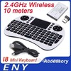 High Quality Touchpad Keyboard Wireless Multimedia Mini Keyboard
