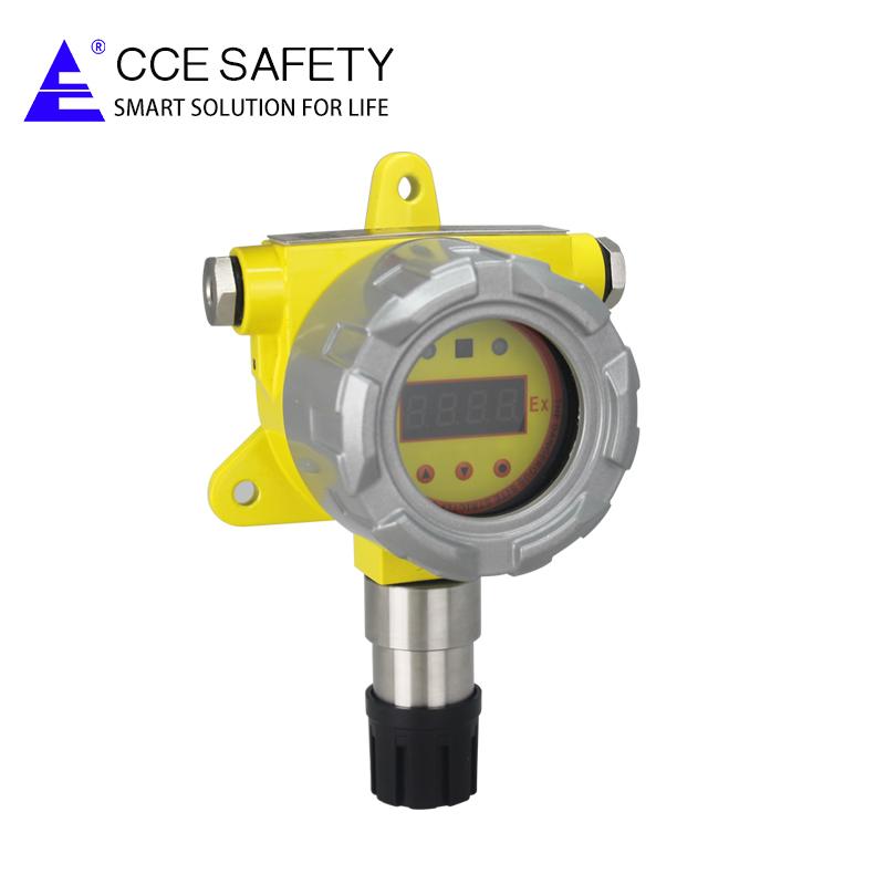 QB2000N HCN gaz monitör/dedektör verici çelik metalurji sanayi kullanılan