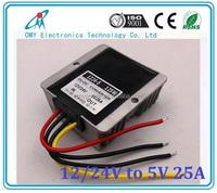 12V to 5V 25A dc dc converter transformer dc LED Drive power supply