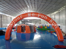 cheap Inflatable Arch customize for PVC Start Line/Finish Line Advertising Archway/Event Archdoor