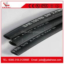 Single Fiber Braid 5/16 Inch High Pressure Hydraulic Tube