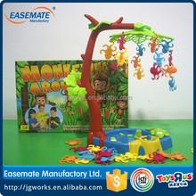 table game monkeys swing toy ,falling monkey game