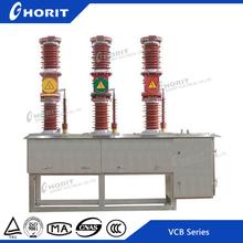 ISO9001 40.5KV(VCB) outdoor high voltage vacuum circuit breaker