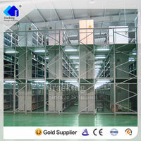 High quality warehouses Metal warehouse mezzanine and platform
