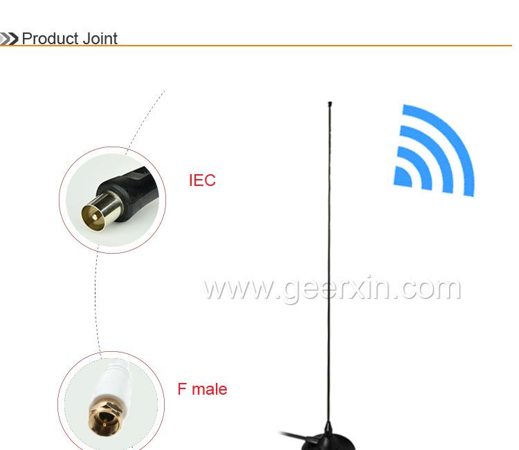 6dbi indoor wireless tv antenna omni wireless tv antenna for Indoor wifi network design