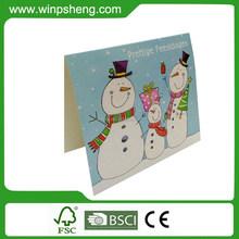 Handmade Decoration Thanksgiveing Paper Greeting Card Designs