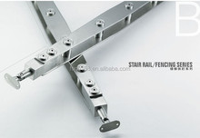 buy stainless steel fashion stair balustrade for project
