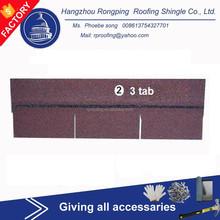 Fiberglass roof shingle