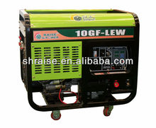 Diesel Welding Generator with 5kw for generating & 3.6kw for welding(electric generator, generator power, generating set)