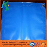 2015 New product PE tarps blue orange all color UV protection wholesale military tarpaulin