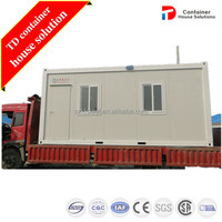 Transportable container cabin house