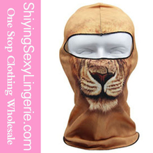 Hot Selling Wholesale Halloween Lion Cool Motorcycle Face Mask