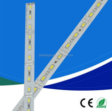 2015 new design led rigid strip 5630/5730, 18w led strip rigid bar light 72led/meter with with 2 years warranty