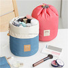 China manufacturer polyester women drawstring storage bag for cosmetic