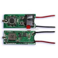 MMT 0.3ohm linear voltage pcba 20W/25W/40W/55W e cigarette vamo v3