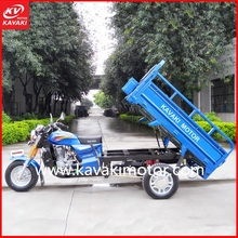 2015 Year Offer High Quality OEM Service three wheel motorcycle Cargo tricycle packing by CKD