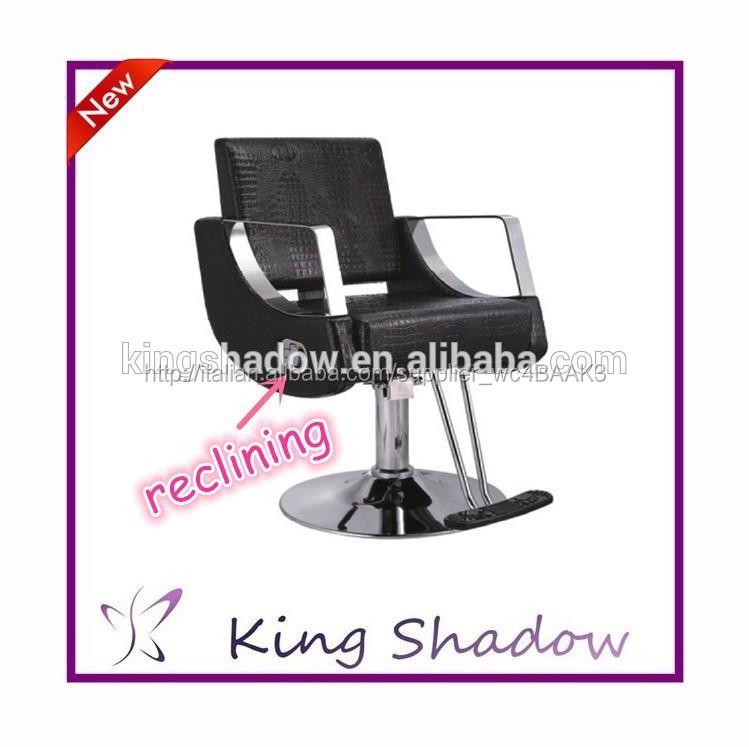 Poltrone reclinabili salone sedia da barbiere per le donne for Poltrone da barbiere usate