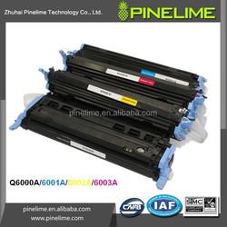 q6000a, q6000 toner cartridge for hp 1600/2600/2605 oem toner cartridg