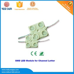 Injection Molding led modules china for Face-Lighted Channel Letter
