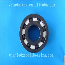 marking machine bearing 6406 deep groove ball bearing / motorcycles used bearing