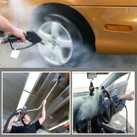 2015 CE LPG 20 bar dural pistol mobile vapor car washer/steam steam clean mattress