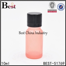 10ml wholesale cosmetics packaging glass bottle for essential oil with cap