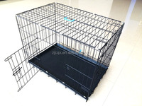 wire mesh dog crate,dog crate cover made in china