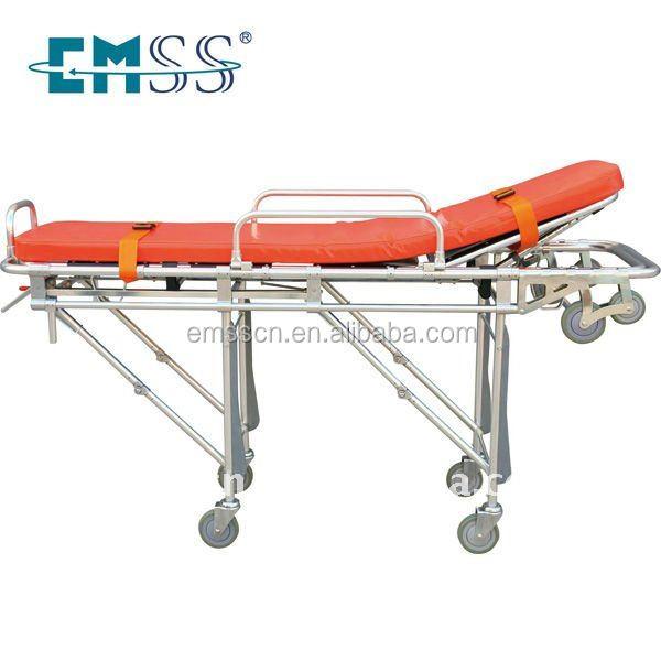 Novo produto de primeiros socorros hospital esticador da ambulância