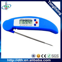 Ultra fast read New folding food thermometer digital food thermometer meat thermometer for food meat barbecue grill