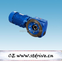 STdrive Brand S series helical worm gearbox with AC motor unit