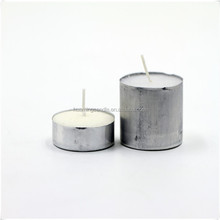 Paraffin Wax Material and Tea Light Type Tealight candles Jessica +0086-15032098633