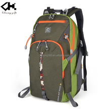 Special design1608D backpack light weight hot colorful outdoor backpack