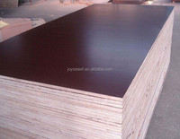 brown red or black phenolic Film Faced Waterproof Construction Plywood