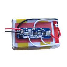 Rechargeable 14.8V 2400mAh lipo battery pack with XYM-4S1P-025