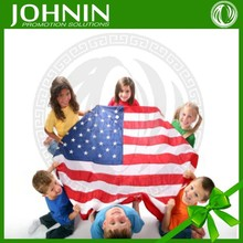 2015 hot style 3*5FT china made 120gsm knitted polyester facts for kids custom american flag