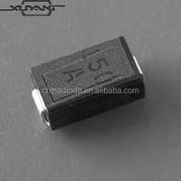 2 Amp SMD Schottky Barrier Rectifier SS24