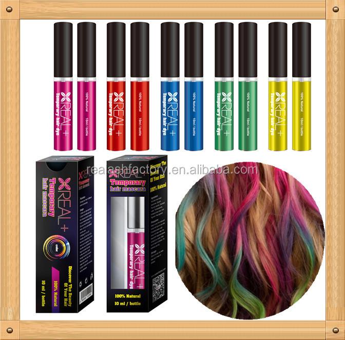 Pintura para el pelo lavable - Tinte para pintura ...