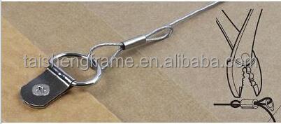 Cable para colgar cuadros