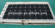 130W mono silicon High Efficiency solar panel