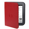 Pure Color Flip Leather Case Cover for Nook Simple Touch Nook 3 Nook 2