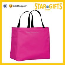 2015 Promotional wholesale cheap full color felt tote bags