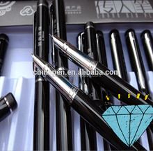Heavy metal engraved shiny ballpen / Good handfeel for writing/promotional pen