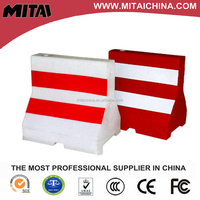Best Quality Traffic Control Water Filled Concrete Road Barrier