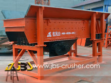 China Power Rock Feeder for Feeding Rock from JBS Crusher