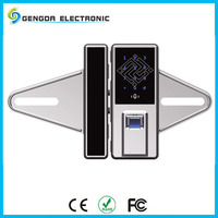 Office glass door Fingerprint password digital locker lock