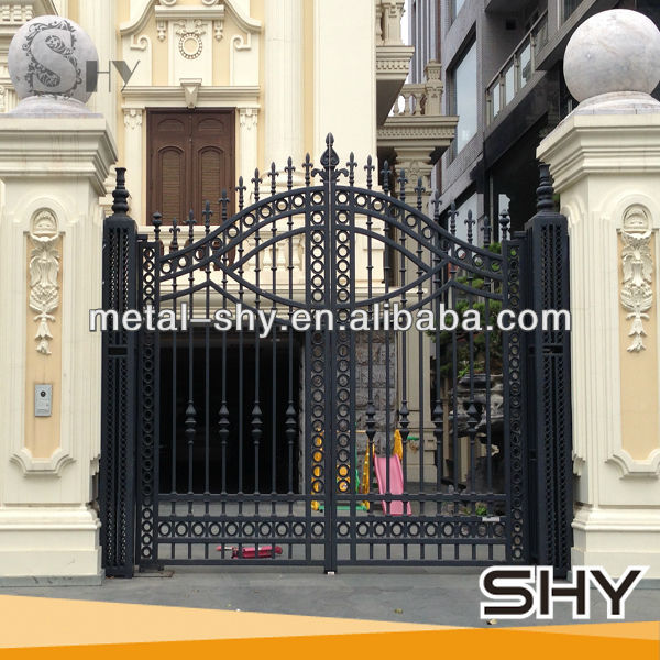 and custom house steel main gate design view house steel main gate main gate grill - Home Front Gate Designs