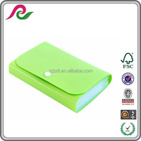 office stationery supplier plastic expanding file folders/5 pocket expanding file/expandable accordion file