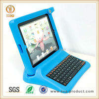 Big grips frame and big grips stand for ipad 2 case with keyboard