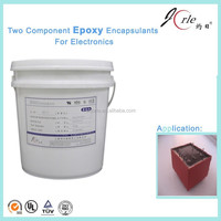 Epoxy RTV Curing Transformer grain oriented silicon steel Potting Sealant